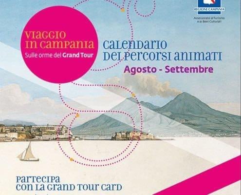 Grand Tour - Campania - Artecard