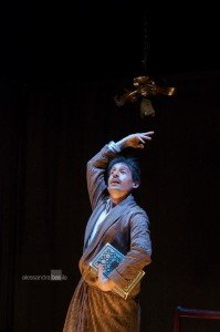 LA GRANDE MAGIA in omaggio a Eduardo De Filippo @ Galilei 104 teatro le nuvole | Napoli | Campania | Italia