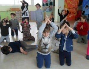 Gli spettacoli del 26 maggio di TEATRO SCUOLA VEDERE FARE per Maggio all'infanzia_progetto scuola_Campania @ Teatro dei Piccoli | Napoli | Campania | Italia