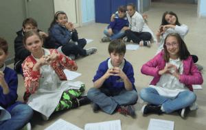 Gli spettacoli del 27 maggio di TEATRO SCUOLA VEDERE FARE per Maggio all'infanzia_progetto scuola_Campania @ Teatro dei Piccoli