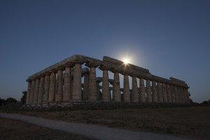 Luna cantastorie_Grand Tour/Campaniartecard @ Parco Archeologico di Paestum | Campania | Italia