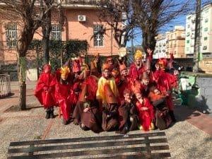 VIAGGIATORI NEL TEMPO @ Teatro dei Piccoli, Napoli