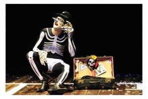 Storia di un uomo e della sua ombra @ Teatro Ghirelli, Salerno   Salerno   Campania   Italia