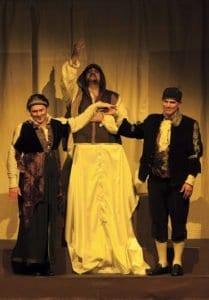 Romeo and Juliet di The Play Group e Le Nuvole: Shakespeare entra a Nisida @ Istituto Penale Minorile Nisida