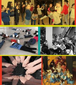 Teatro Scuola Vedere Fare 21.10 scadenza presentazione domande di partecipazione @ al Teatro dei Piccoli, Napoli - a SCUOLA