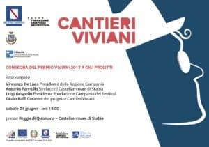 Premio Viviani 2017 a Gigi Proietti @ Castellammare di Stabia | Campania | Italia
