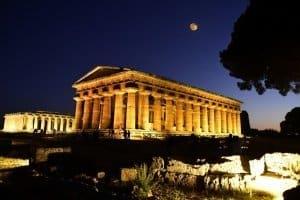 Paestum by night - passeggiando fra i templi sotto le stelle @ Parco Archeologico di Paestum | Paestum | Campania | Italia
