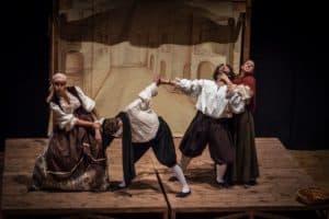 EL RETABLO DE LAS MARAVILLAS in spagnolo @ Teatro dei Piccoli | Napoli | Campania | Italia