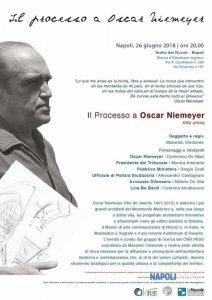 Il processo a Oscar Niemeyer @ Teatro dei Piccoli | Napoli | Campania | Italia