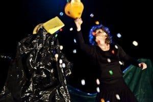 L'ISOLA…dove la plastica prende vita @ Teatro dei Piccoli, Napoli