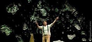 CONTROVENTO. Storia di aria, nuvole e bolle di sapone @ Teatro dei Piccoli