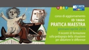 Pratica Maestra incontri con i docenti @ Teatro dei Piccoli