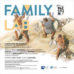 Paestum Family Lab @ Parco e Museo Archeologico di Paestum | Paestum | Campania | Italia