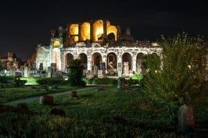 Antica Capua di Notte con CampaniabyNight @ Circuito Archeologico Antica Capua | Santa Maria Capua Vetere | Campania | Italia