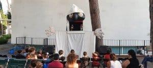 Pulcinella che passione @ Pineta del Teatro dei Piccoli | Napoli | Campania | Italia