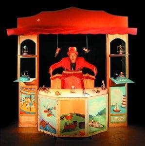 Il mondo di Oscar @ Pineta del Teatro dei Piccoli | Napoli | Campania | Italia