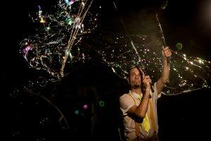 Fish&Bubbles @ Pineta del Teatro dei Piccoli | Napoli | Campania | Italia